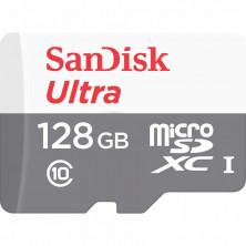 Карта памяти 128 ГБ microSDXC UHS-I, 100 МБ/с, Class 10
