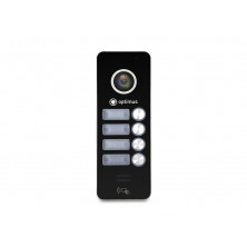Панель видеодомофона Optimus DSH-1080/4