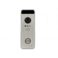 Панель видеодомофона Optimus DSH-1080_v.1 (Серебро)